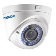 HYUNDAI analog kamera, 2Mpix, 25 sn/s, obj. 2,8-12mm (100°), HD-TVI / CVI / AHD / ANALOG, DC12V, IR 40m, WDR digit.,IP66