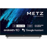 "METZ 65"" 65MUB8000, ANDOROID LED, 165cm, 4K Ultra HD, 50Hz, Direct LED, DVB-T2/S2/C, HDMI, USB"