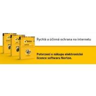 NORTON SECURITY PREMIUM CZ  1 uživatel na 10 zařízení na 2 roky ESD