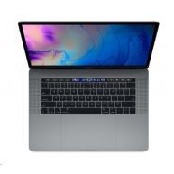 "APPLE MacBook Pro 15"" Touch Bar/6-core i7 2.6GHz/16GB/512GB SSD/Radeon Pro 560X w 4GB/Space Grey"