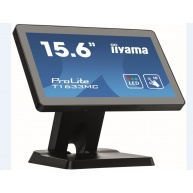 Iiyama ProLite T1633MC, 39.6 cm (15,6''), Projected Capacitive, 10 TP, black