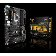 ASUS MB Sc LGA1151 TUF B360-PLUS GAMING, Intel B360, 4xDDR4, VGA