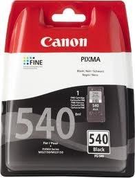 Canon BJ CARTRIDGE  PG-540 BL EUR BLISTER  SEC
