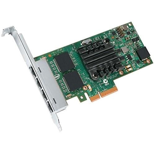 Intel Ethernet Server Adapter I350-T4V2, bulk