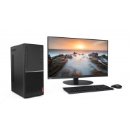 LENOVO PC V55t-15API - Ryzen 3 3200G@3.6GHz,4GB,1TB HDD,DVD-RW,Vega 8 Graphics,HDMI,VGA,kl.+mys,bez OS,1r on-site