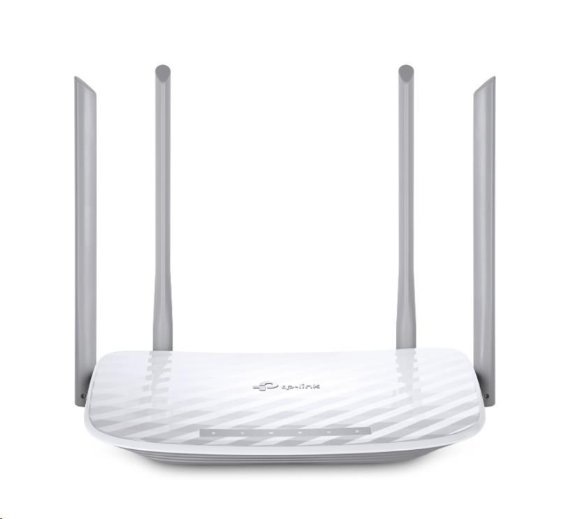 TP-Link Archer C50 (v3) AC1200 WiFi DualBand Router, 802.11ac/a/b/g/n