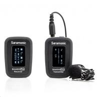 Saramonic Blink 500 Pro B1 (TX+RX) - klopový mikrofon - Rozbaleno
