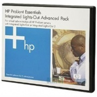 HP SW iLO Advanced Pack, No Media Tracking License 1y 24x7 Techn. Supp&Updates
