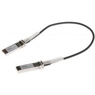 MaxLink 10G SFP+ DAC kabel, pasivní, DDM, Cisco, UBNT, MikroTik compatible, 0,5m
