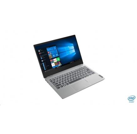 "LENOVO ThinkBook 13s-IML - i5-10210U@1.6GHz,13.3"" FHD IPS mat,8GB,512SSD,noDVD,HDMI,USB-C,cam,backl,W10P,1r carryin"