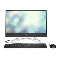 HP 200G4 AiO 21.5NT i3-10110U, 2x4 GB, SSD 256 GB M.2 NVMe TLC,SD MCR,WiFi a/b/g/n/ac,DVDRW, usb kláv. a myš, FDOS