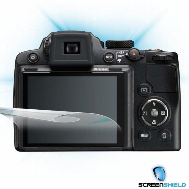 ScreenShield fólie na displej pro Nikon Coolpix P500