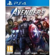PS4 hra Marvel's Avengers