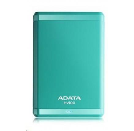 """ADATA Externí HDD 1TB 2,5"""" USB 3.0 DashDrive HV100, G-sensor, modrý"""
