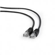 GEMBIRD Kabel UTP Cat5e Patch 0,25m, černý