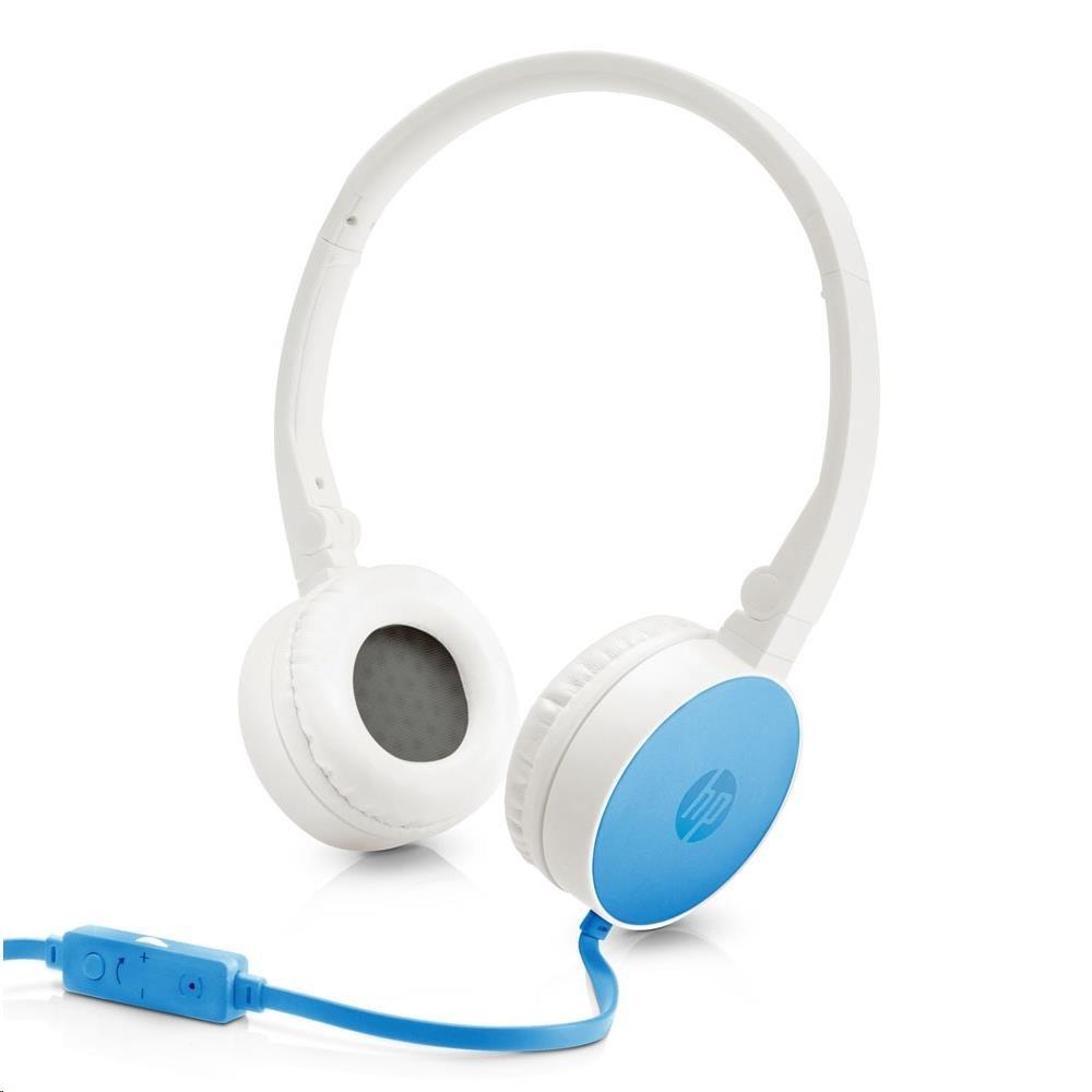 HP H2800 Blue Headset - REPRO