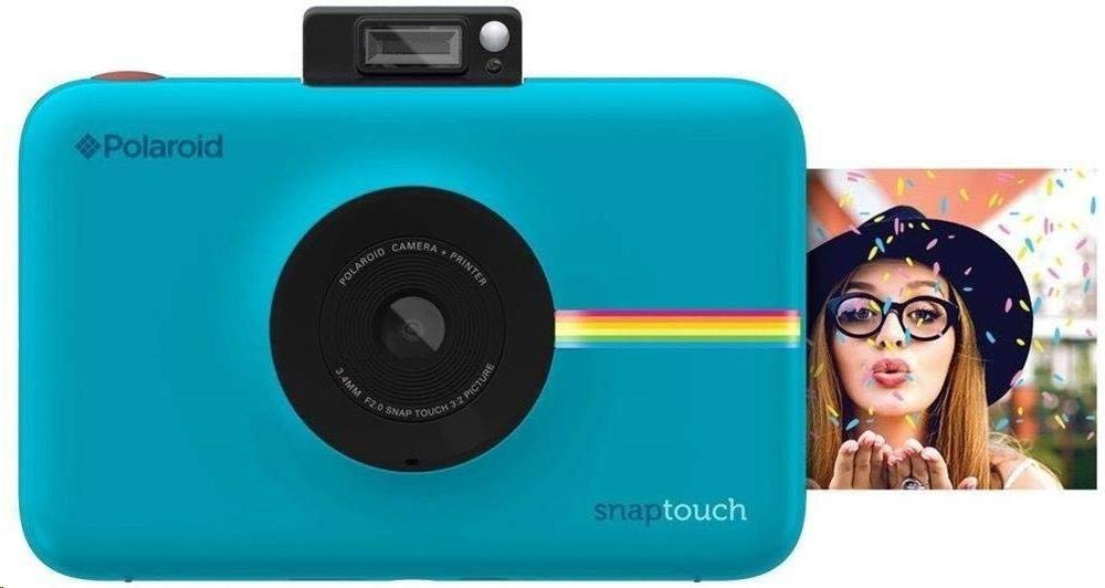 Polaroid Snap Touch Camera Blue