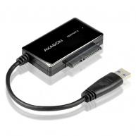 """AXAGON ADSA-FP2, USB3.0 - SATA 6G 2.5"""" HDD/SSD FASTport2 adaptér"""
