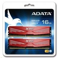 DIMM DDR3 16GB 2133MHz CL10 512x8 (KIT 2x8GB) ADATA XPG V1.0 Red, retail