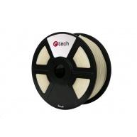 C-TECH Tisková struna (filament) PLA, 1,75mm, 1kg, zelená