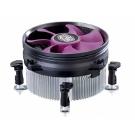 chladič Cooler Master X Dream i117, 1150/1155/1156/775, low profile, silent 19dBA