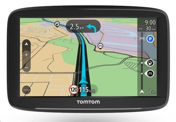 TomTom START 42 Europe (45 zemí) LIFETIME mapy