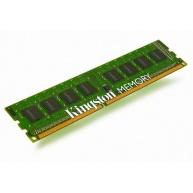 DIMM DDR3 4GB 1333MHz CL9 SR x8 STD Height 30mm KINGSTON ValueRAM