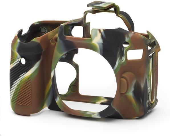 Easy Cover Pouzdro Reflex Silic Canon 80D Camouflage