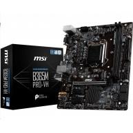 MSI MB Sc LGA1151 B365M PRO-VH, Intel B365, VGA, 2xDDR4, mATX