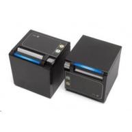 Seiko pokladní tiskárna RP-D10, řezačka, Horní/Přední výstup, USB, černá, zdroj