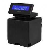 Epson TM-m30 bundle DM-D30, USB, Ethernet, 80mm, 8 dots/mm (203 dpi), ePOS, black