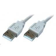 PREMIUMCORD Kabel USB 2.0 A-A propojovací 1m (M/M)