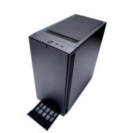 FRACTAL DESIGN skříň DEFINE MINI C, průhledný bok, Black, bez zdroje