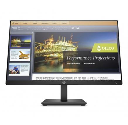 "HP LCD ProDisplay P224 VA LED 21.5""wide, (1920x1080, 5ms, 3000:1, 250 nits VGA, DP 1.2, HDMI 1.4) - Rozbaleno"