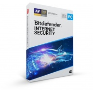 Bitdefender Internet Security- 1PC na 1 rok- elektronická licence do emailu