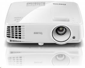 BENQ Dataprojektor MS527 (SVGA, 3300ANSI,HDMI, 13 000:1,2W speaker)