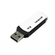 GOODRAM Flash Disk UCO2 8GB USB 2.0 černá/bílá