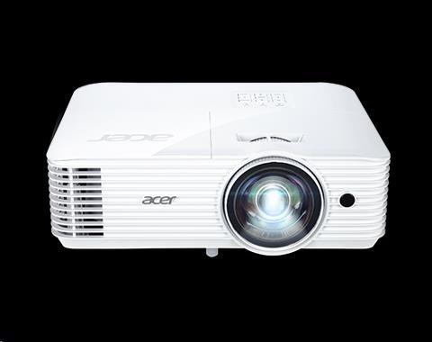 ACER Projektor S1386WH, DLP, WXGA , 3600lm, 20000/1, HMDI, short throw 0.6, 3.1kg, EURO EMEA