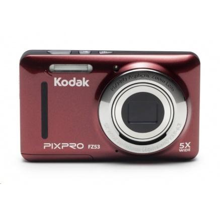 KODAK Friend zoom FZ53 Red