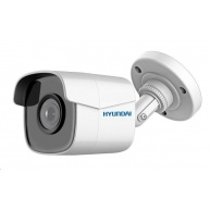 HYUNDAI analog kamera, 1Mpix, 25 sn/s, obj. 2,8mm (95°), HD-TVI /CVI / AHD / ANALOG, DC12V, IR 20m, IR-cut, IP66