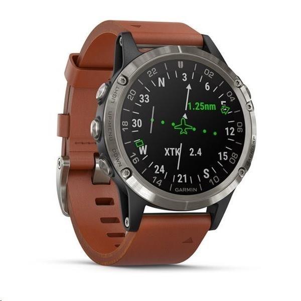 ee5723cc2 Garmin GPS sportovní hodinky D2 Delta - Svět Počítačů