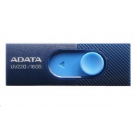 ADATA Flash Disk 16GB UV220, USB 2.0 Dash Drive, modrá/Navy