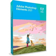 Photoshop Elements 2021 WIN CZ FULL BOX