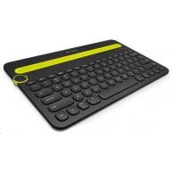 Logitech Bluetooth Keyboard Multi-Device K480, black, US
