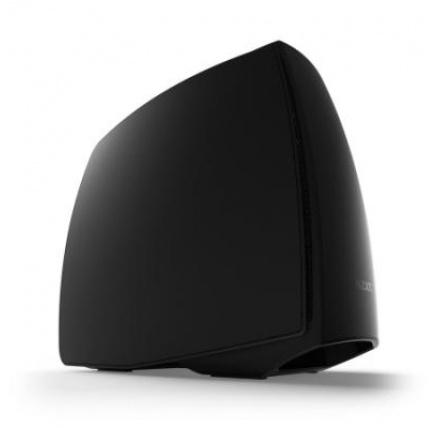 NZXT skříň MANTA / mini-ITX / bez zdroje / plná bočnice / černá