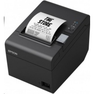 Epson TM-T20III, USB, Ethernet, 8 dots/mm (203 dpi), řezačka, černá