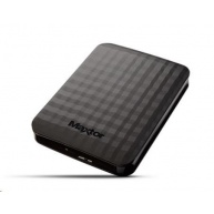 "MAXTOR M3 Portable 1TB Ext. 2.5"" USB 3.0 Black"