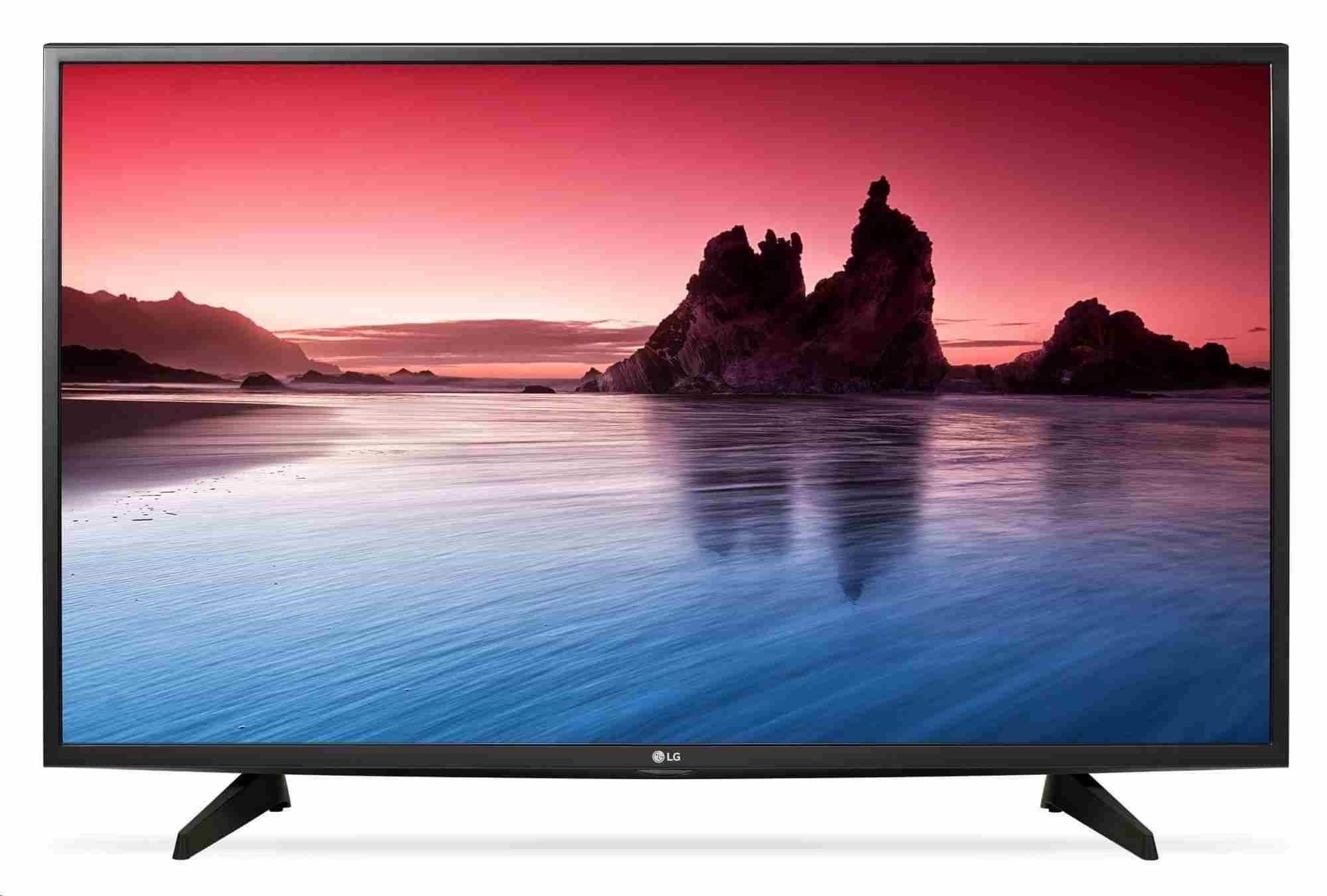 """LG 43LK5100PLA LED TV; 43"""" 108cm; FHD 1920x1080; Bez OS; USB přehrávání/nahrávání; VESA; HDMI; USB; DVB-T2/C/S2; 16:9; A"""