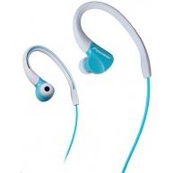 Sluchátka do uší-světle modrá-SE-E3-GR