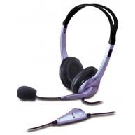 GENIUS sluchátka s mikrofonem HS-04S